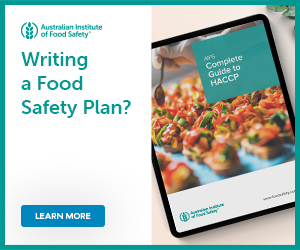 HACCP Food Safety Plan Kit