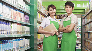 Food retail workers in the Retail Sector