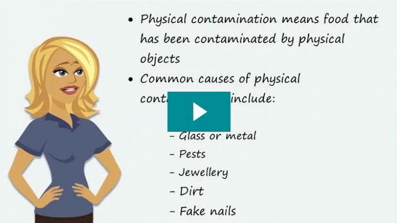 Physical Food Contamination